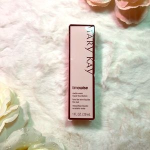 Mary Kay TimeWise Matte-Wear Foundation (Ivory 5)